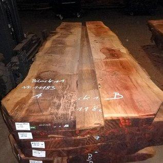 Redwood Tischplatte, ca. Teil A: 3000 x 390 x 80mm / Teil B: 3000 x 420 x 80mm, ca. 55 kg