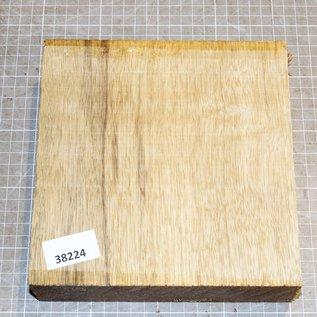 Black Limba ca. 195 x 190 x 52 mm, 1,2 kg