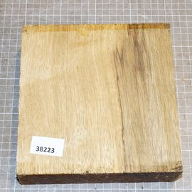 Black Limba approx. 190 x 190 x 52 mm, 1,3 kg