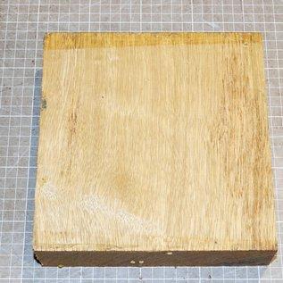 Black Limba ca. 190 x 190 x 52 mm, 1,3 kg
