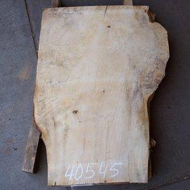 Fichte Maser, Tischplatte, ca. 940 x 630 x 52 mm, 40545
