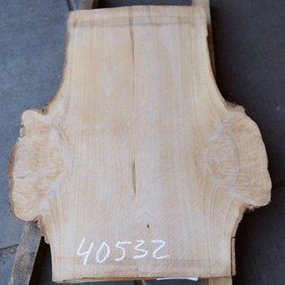 Buche Maser, Tischplatte, ca. 790 x 630 x 52 mm, 40532