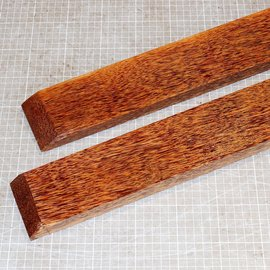 Red Palm, Cocos board, approx. 1850 x 100-110 x 26 mm