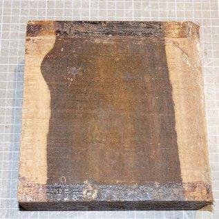 Bocote, approx. 180 x 175 x 72 mm, 2,5 kg
