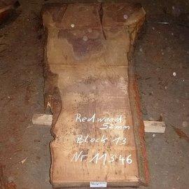 Redwood Tischplatte, ca. 3200 x 930 x 52 mm, 11346