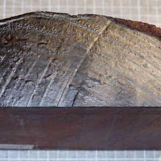 East-Indian Rosewood, approx. 180 x 180 x 74 mm, 2,0 kg