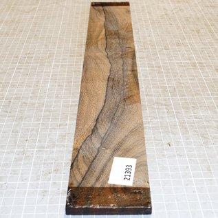Zirikote Griffbrett ca. 530 x 70 x 9 mm, 21393