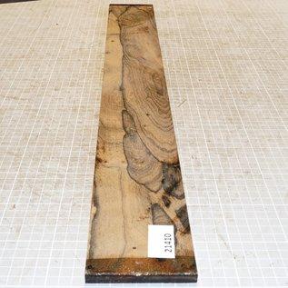Zirikote Griffbrett ca. 700 x 85 x 9 mm, 21410
