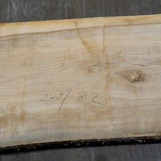Oliv-Esche Tischplatte, ca. 2400 x 820 x 65 mm, 11952