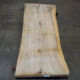 Olive Ash, table top, approx. 2400 x 810 x 65 mm, 11953