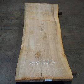 Olive Ash, table top, approx. 2400 x 780 x 65 mm, 11954