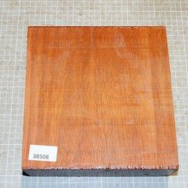 Padouk, approx. 215 x 215 x 78 mm, 3,3 kg