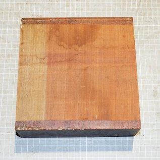 Padouk ca. 190 x 190 x 65 mm, 1,8 kg