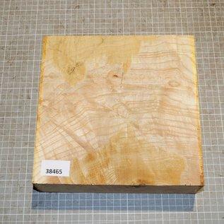 Esche Maser/Riegel, ca. 225 x 225 x 65 mm, 2,4 kg