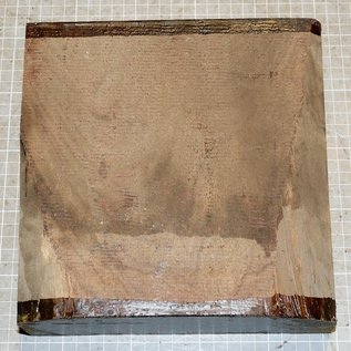 East-Indian Rosewood, approx. 215 x 215 x 75 mm, 3,1 kg