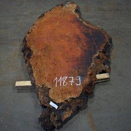 Eukalyptus Maser, Tischplatte, ca. 1800 x 900 x 52 mm, 11879