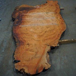Eucalyptus burl, table top, approx. 3000 x 1600 x 52 mm, 11874