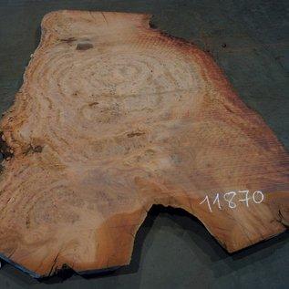 Eukalyptus Maser, Tischplatte, ca. 2900 x 1800 x 52 mm, 11870