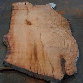 Eukalyptus Maser, Tischplatte, ca. 2350 x 1420 x 52 mm, 11863