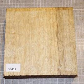 Black Limba ca. 190 x 190 x 53 mm, 1,3 kg