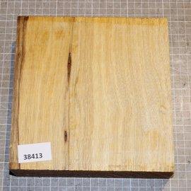 Black Limba ca. 190 x 190 x 50 mm, 1,3 kg