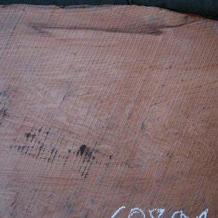 Redwood Maser, ca. 1300 x 510 x 50 mm, 60801
