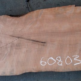 Redwood Maser, ca. 1350 x 430 x 65 mm, 60803