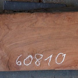 Redwood Maser, ca. 1200 x 360 x 52 mm, 60810