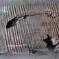 Redwood burl, approx. 1040 x 500 x 45 mm, 60812