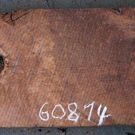 Redwood burl, approx. 980 x 440 x 65 mm, 60814