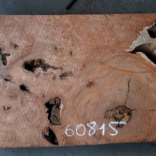 Redwood burl, approx. 880 x 600 x 60 mm, 60815