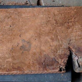 Redwood Maser, ca. 1200 x 350 x 45 mm, 60816