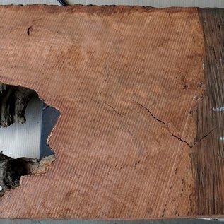 Redwood Maser, ca. 1100 x 580 x 80 mm, 60818
