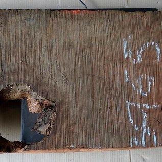 Redwood Maser, ca. 1100 x 330 x 52 mm, 60821
