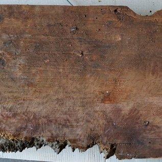 Redwood burl, approx. 950 x 460 x 50 mm, 60826