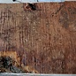 Redwood Maser, ca. 800 x 520 x 52 mm, 60830