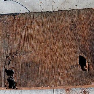 Redwood Maser, ca. 1200 x 340 x 50 mm, 60831