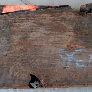 Redwood Maser, ca. 1050 x 460 x 50 mm, 60834