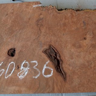 Redwood Maser, ca. 950 x 470 x 50 mm, 60836