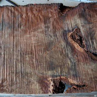Redwood Maser, ca. 900 x 560 x 52 mm, 60837