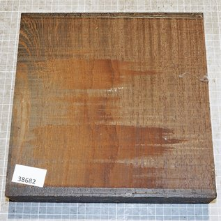 Wenge, approx. 245 x 245 x 52 mm, 3,1 kg