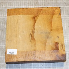 Eiche, ca. 235 x 235 x 52 mm, 2,1 kg