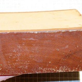 Pearwood, approx. 190 x 190 x 74 mm