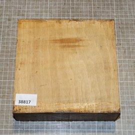 Anegre, Longhi, ca. 185 x 185 x 64 mm, 1,8 kg
