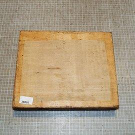 Anegre, Longhi, ca. 305 x 250 x 50 mm, 2,3 kg