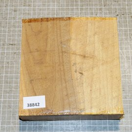 Dutch elm, approx. 180 x 180 x 52 mm, 1,2 kg