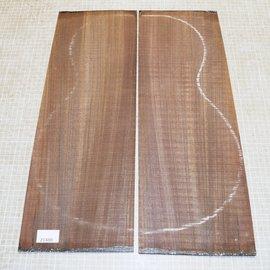 Ostindisch Palisander, Gitarren Böden, ca. 550 x 195 x 4 mm, ca. 1 kg