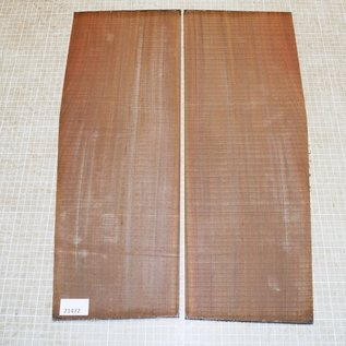 East indian rosewood, guitar bottoms, approx. 550 x 195 x 4 mm, ca. 1 kg