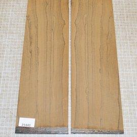 Ziricote, guitar sides, approx. 850 x 120 x 4 mm, ca. 1,2 kg