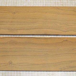 Zirikote, Gitarren Zargen, ca. 850 x 120 x 4 mm, ca. 1,2 kg